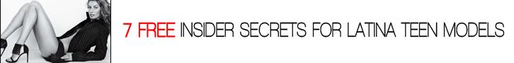 7 Free Insider Secrets for Latina Teen Models